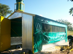 poultry house for small chicken farmers